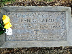 Jean Olive <i>Tabor</i> Laird