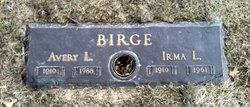 Avery L. Birge