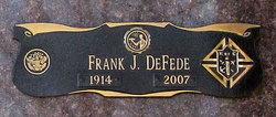 Frank Joseph DeFede