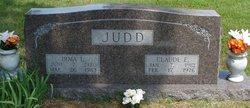 Claude Edward Judd, Sr