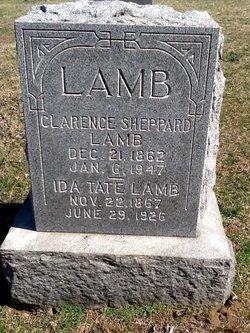 Clarence Sheppard Shep Lamb