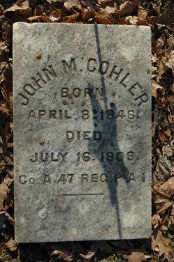 John Michael Cohler