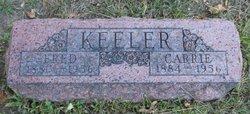 Fred Keeler