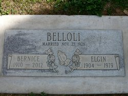 Elgin Agustine Belloli