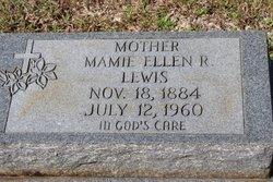 Mamie Ellen R. Lewis