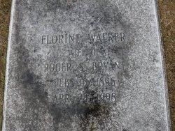 Florine <i>Walker Bryant</i> Crane