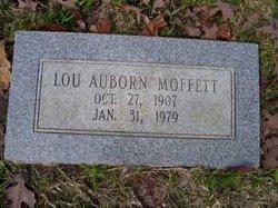 Lou Auborn <i>Borden</i> Moffett