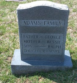 Bessie <i>Wilson</i> Adams