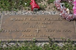 Bobby Earl Forrest
