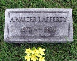 Abraham Walter Lafferty