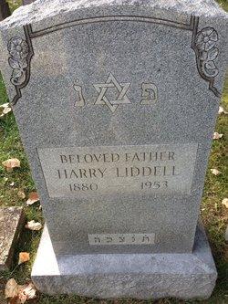 Harry Liddell