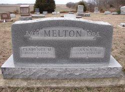 Anna <i>Albert</i> Melton