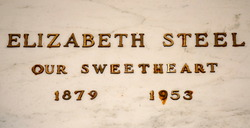 Elizabeth <i>Conklin</i> Steel