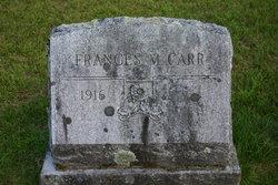 Frances Ethel <i>Mackie</i> Carr