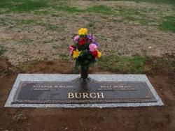 Bill Morgan Bill Burch