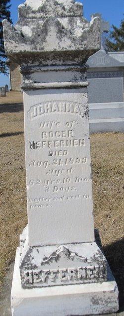 Johanna <i>Lynch</i> Heffernen