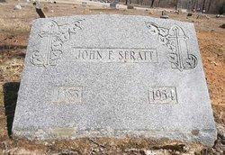John F Seratt