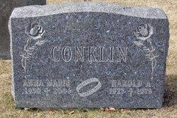 Harold Alva Conklin