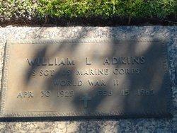 William L Adkins