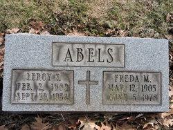 Leroy Francis Abels