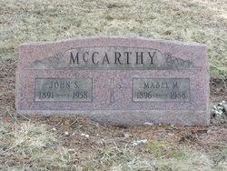 Mabel M. <i>Seiter</i> McCarthy
