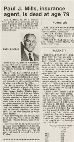 Paul J. Mills