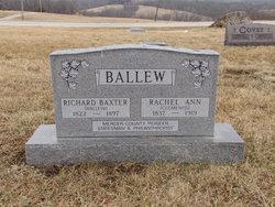 Rachel <i>Clements</i> Ballew
