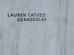 Lauren <i>Catuzzi</i> Grandcolas