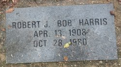 Robert J Bob Harris