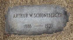 Arthur W Schoneberger
