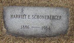 Harriet <i>Jemison</i> Schoneberger