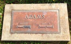 Joan Edith <i>Chadwick</i> Adams