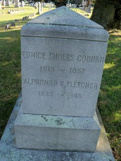 Eunice <i>Sholes</i> Coburn