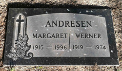 Margaret Mary <i>Gray</i> Andresen
