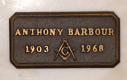 Anthony Robert Barbour