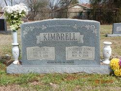 William Harold Bill Kimbrell