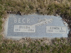 Edwin T. Beck