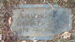 William H Garrett, Sr