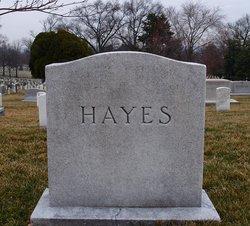LCDR Allison John Hayes
