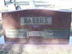 Era <i>Sherman</i> Babers