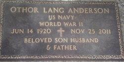 Othor Lang Jack Anderson