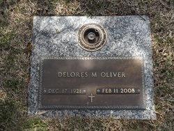 Delores Marie <i>Fraser</i> Oliver