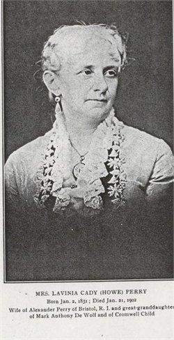 Lavinia Cady <i>Howe</i> Perry