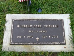 Richard Earl Charles