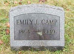 Emily Jane <i>Traver</i> Camp