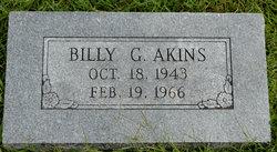 Billy Gene Akins