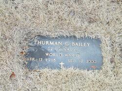 Thurman Bailey