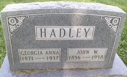 John W Hadley