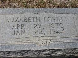 Mary Elizabeth <i>Romine</i> Lovett