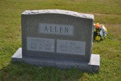 Harriett Buckson <i>Carson</i> Allen